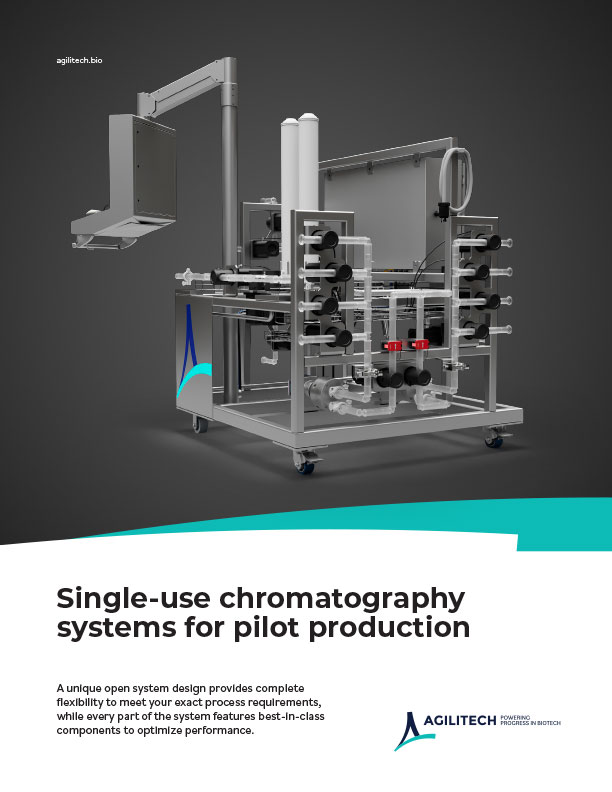 Single-Use TFF System for Production