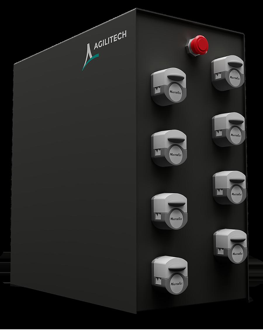 Agilitech Dual Bioreactor Controller