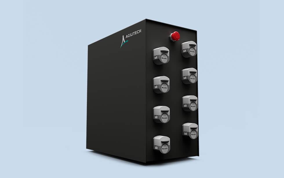 Introducing the Agilitech Dual Bioreactor Controller