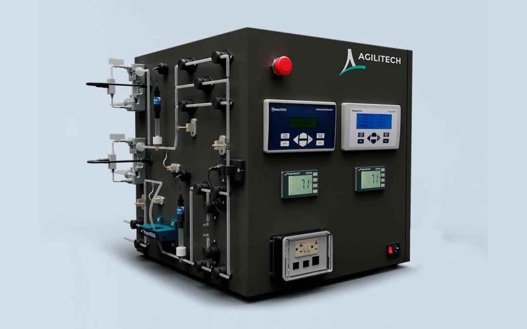 Single-use CHromatography System