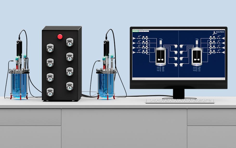 Agilitech Stir Vessel Bioreactor System