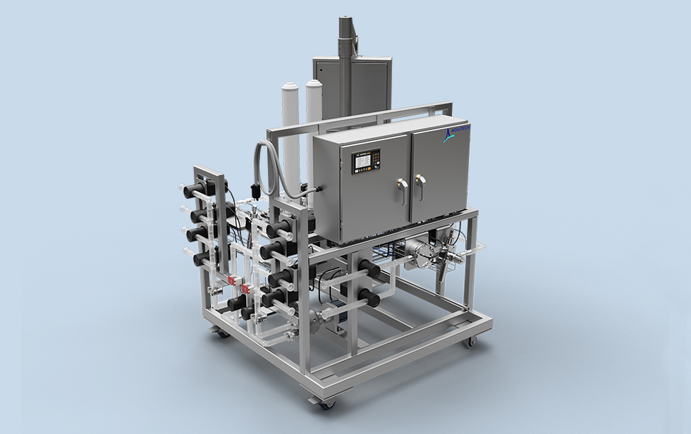 Production Scale Single-Use Chromatography Systems